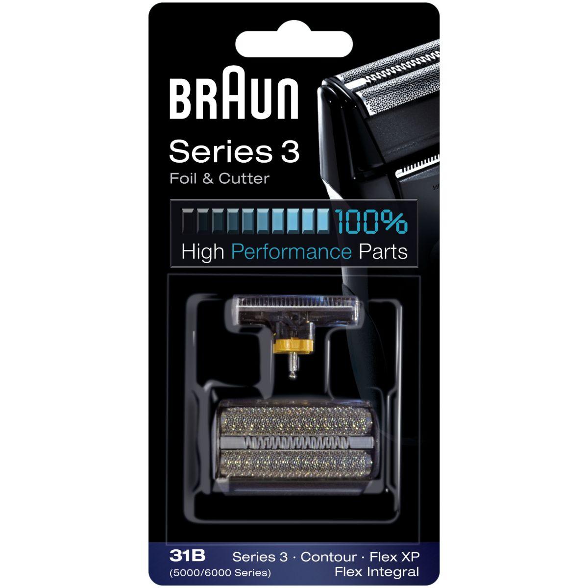 Pack BRAUN 31B serie 3