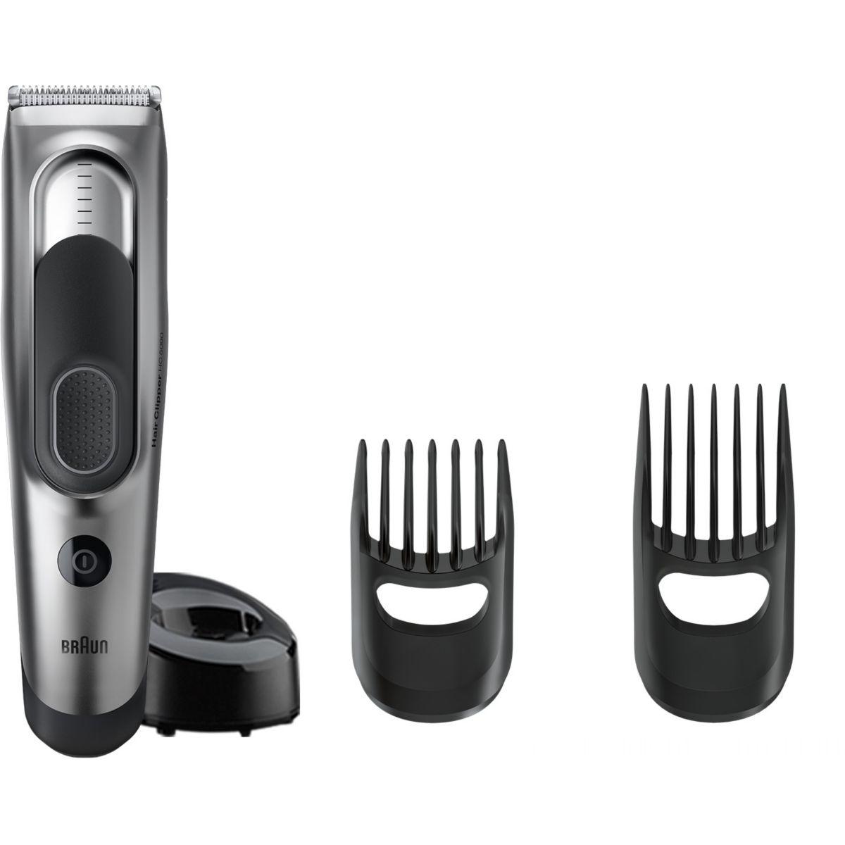 Tondeuse cheveux BRAUN HC5090 - 17 longueurs
