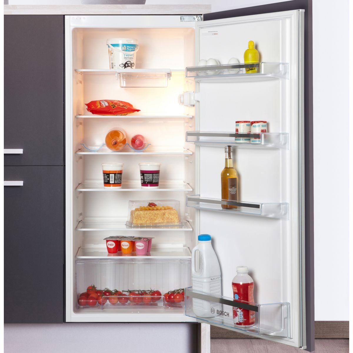 Réfrigérateur 1 porte encastrable BOSCH KIR24V21FF