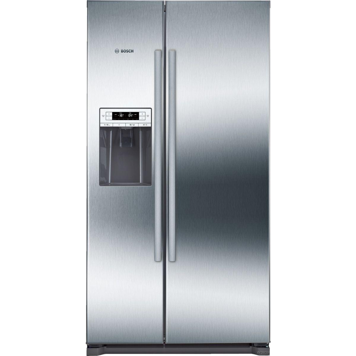 Réfrigérateur Américain BOSCH KAD90VI30 VITAFRESH