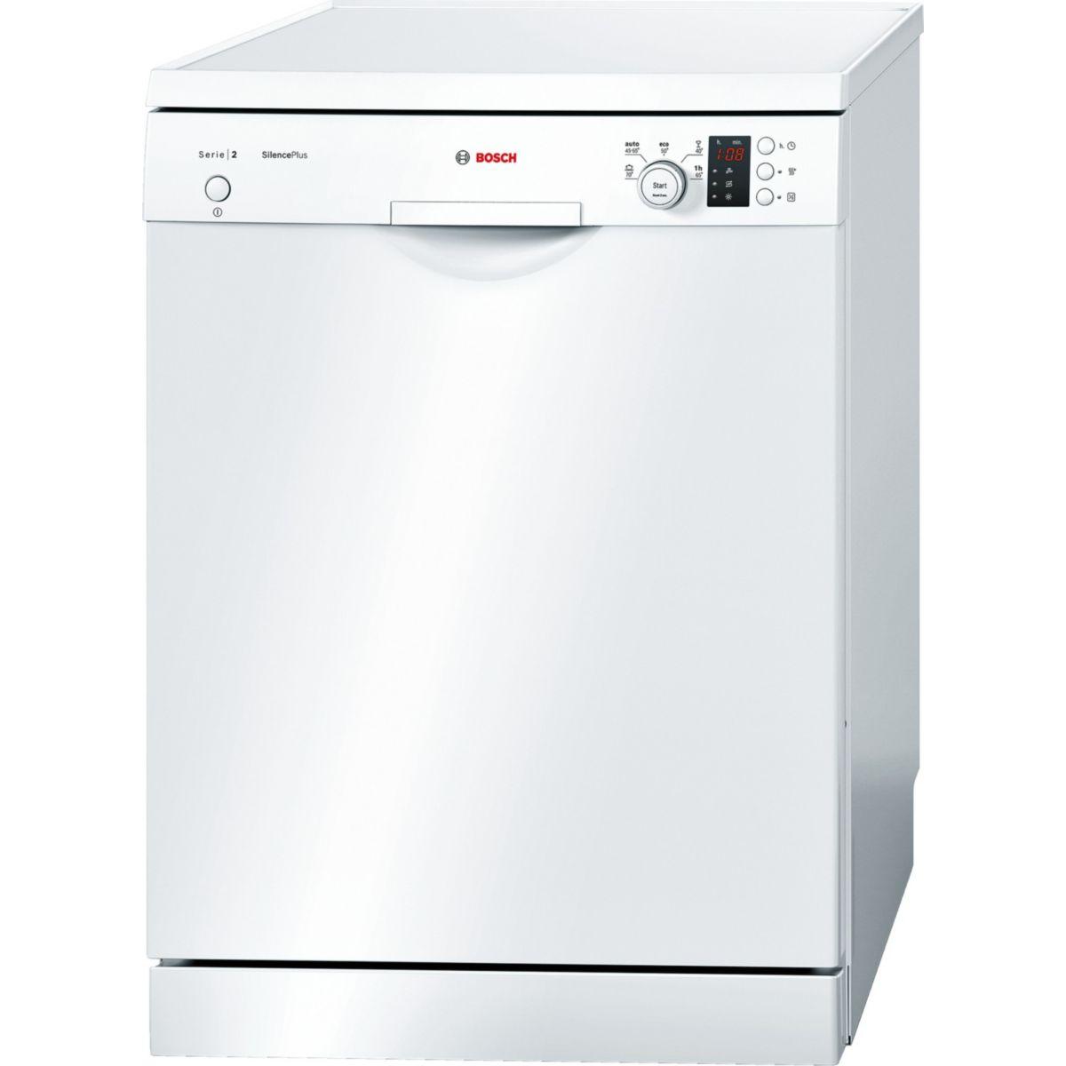 Lave vaisselle 60 cm BOSCH SMS25AW04E
