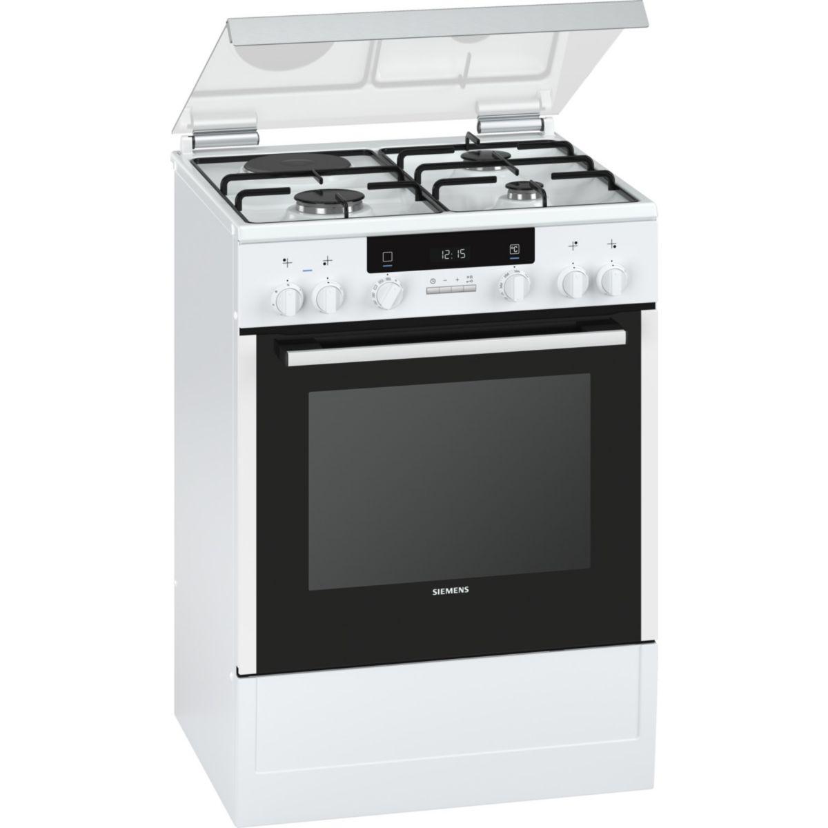Cuisinière mixte SIEMENS HX85D220F