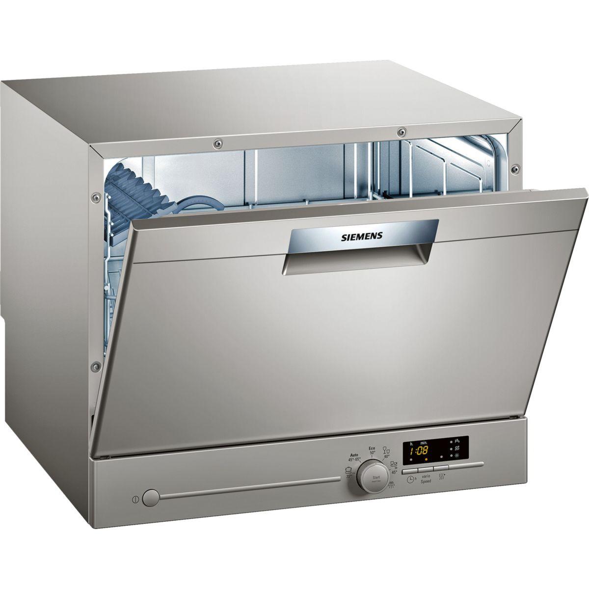 Lave-vaisselle 45cm SIEMENS SKS26E821EU (photo)