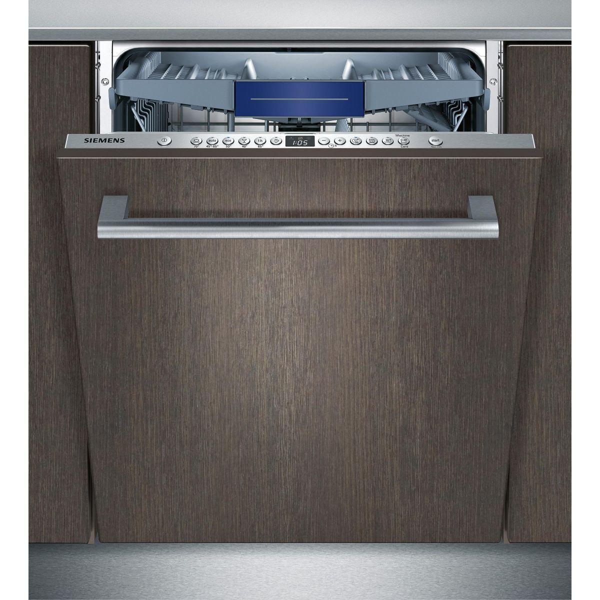 Lave vaisselle tout intégrable SIEMENS SN636X03ME
