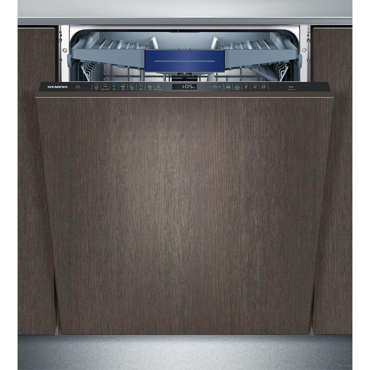 Lave vaisselle tout intégrable SIEMENS SN658D02ME