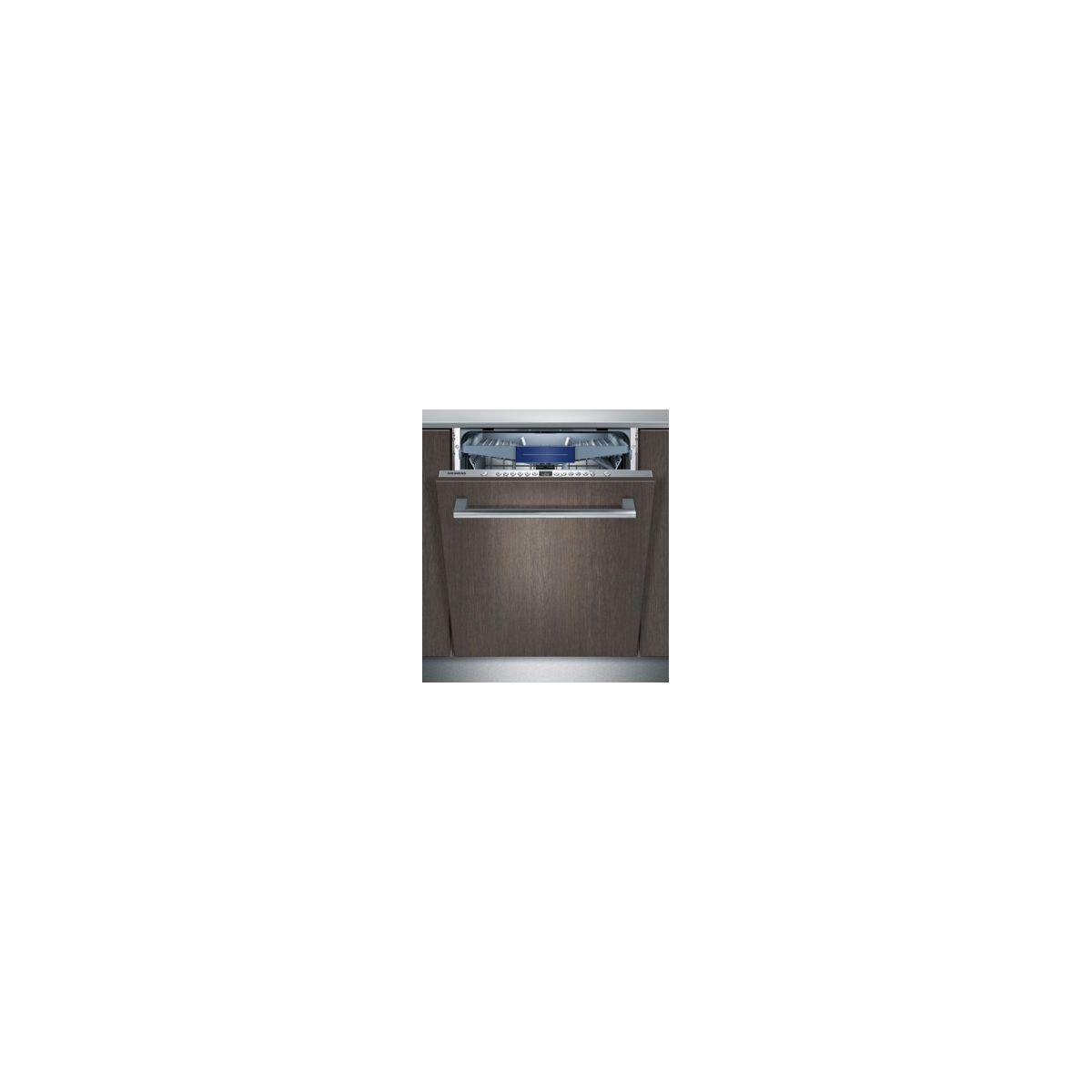Lave vaisselle tout intégrable SIEMENS SN636X01KE