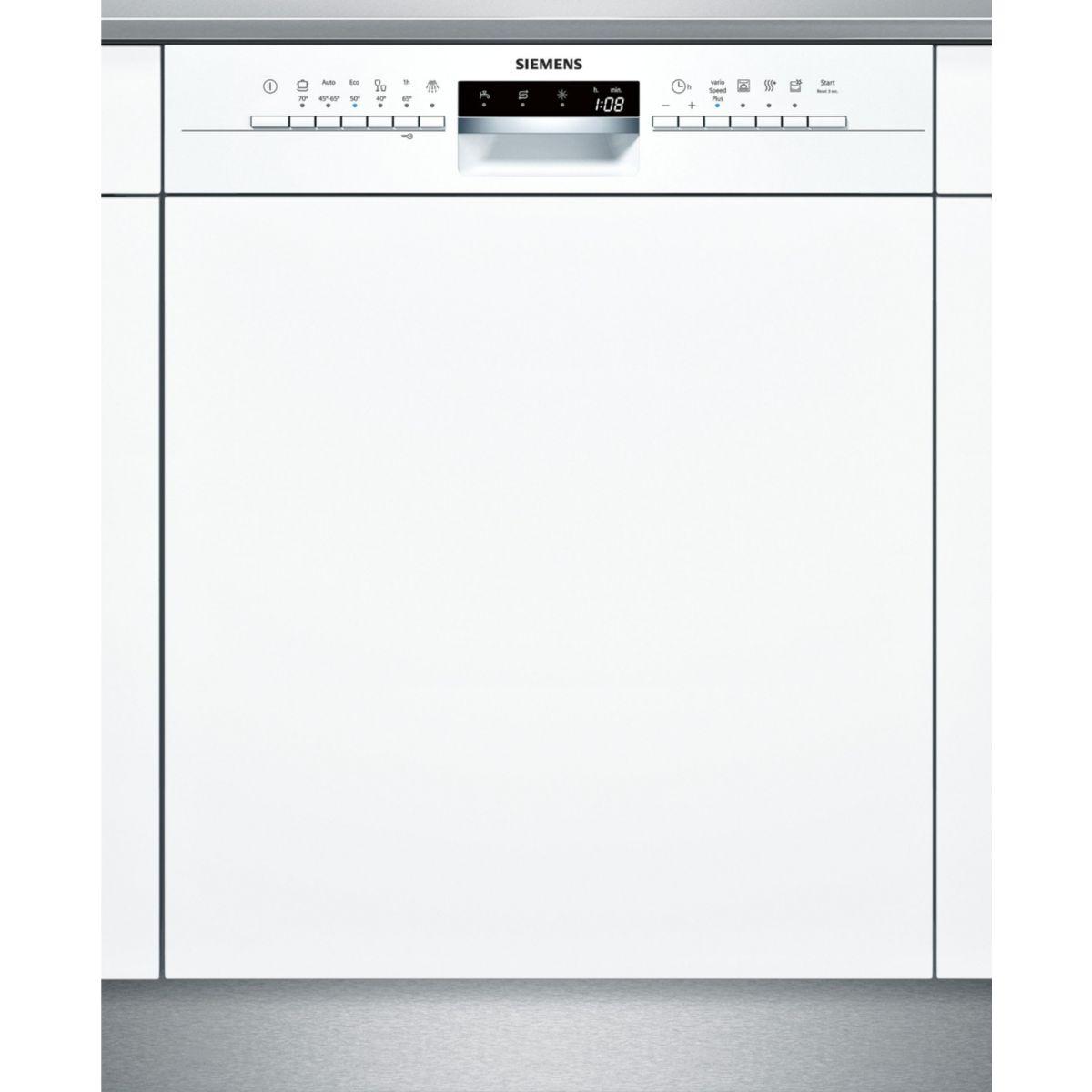 Lave vaisselle encastrable SIEMENS SN536W03ME