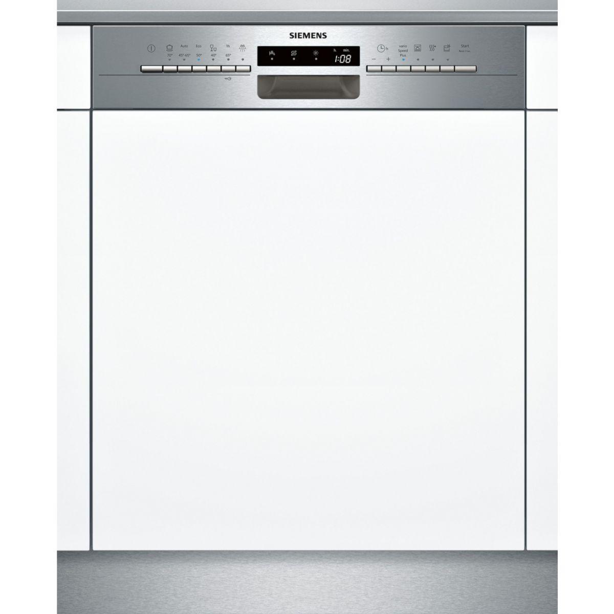 Lave vaisselle encastrable SIEMENS SN536S03ME