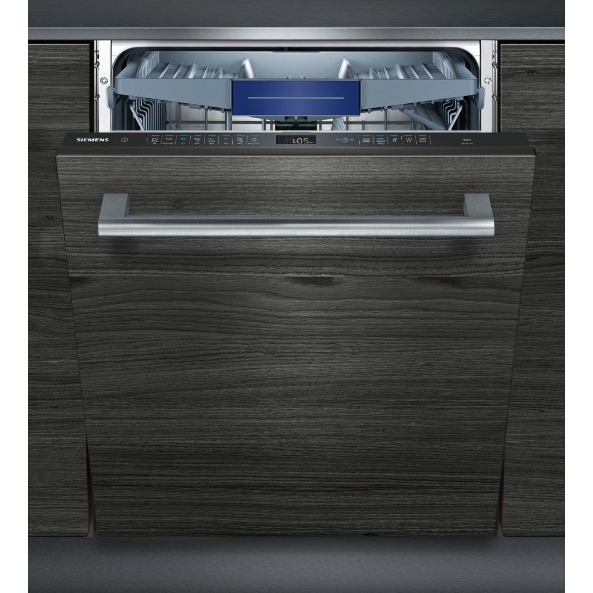 Lave vaisselle tout intégrable 60 cm SIEMENS SN658X02ME