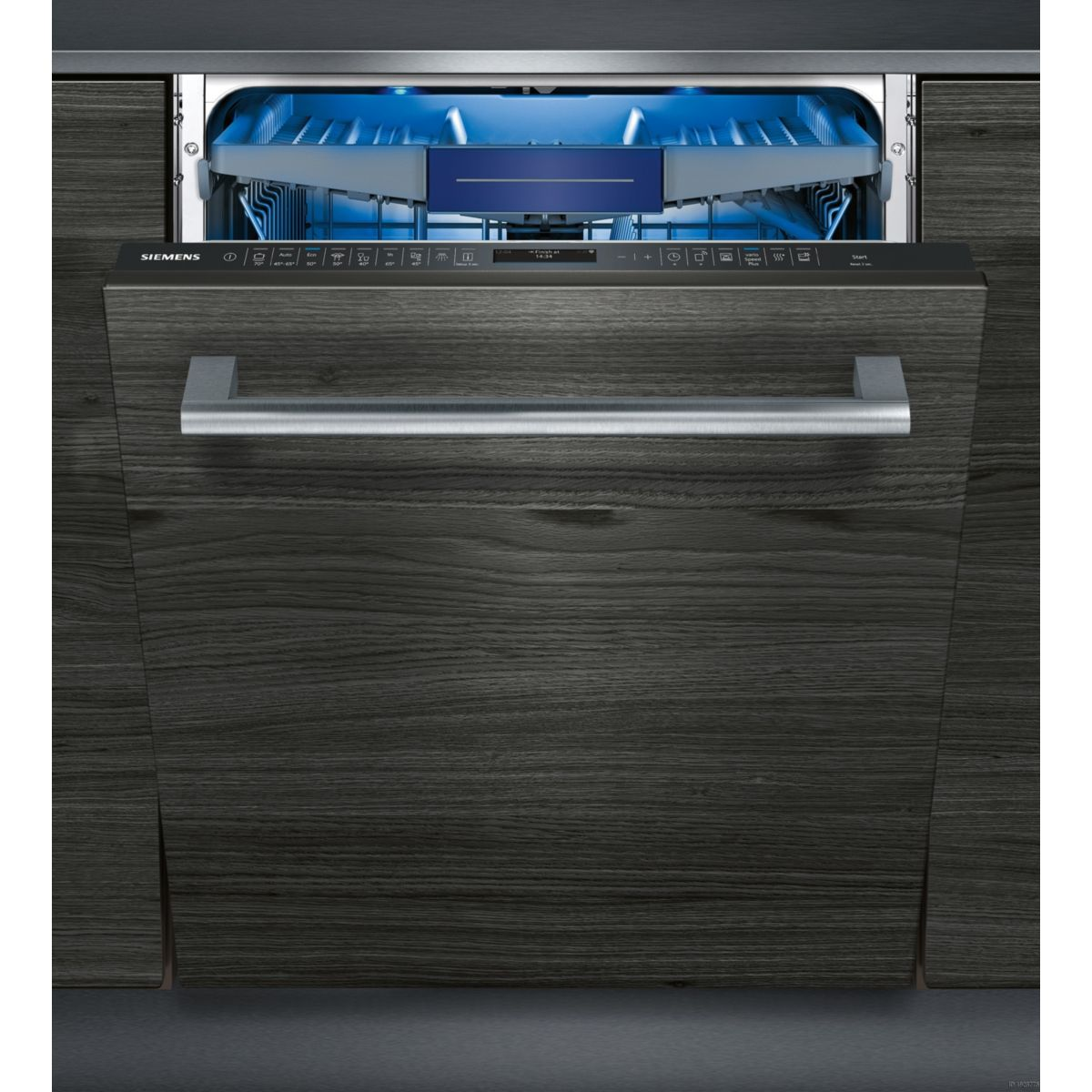 Lave vaisselle tout intégrable SIEMENS SN658X06ME