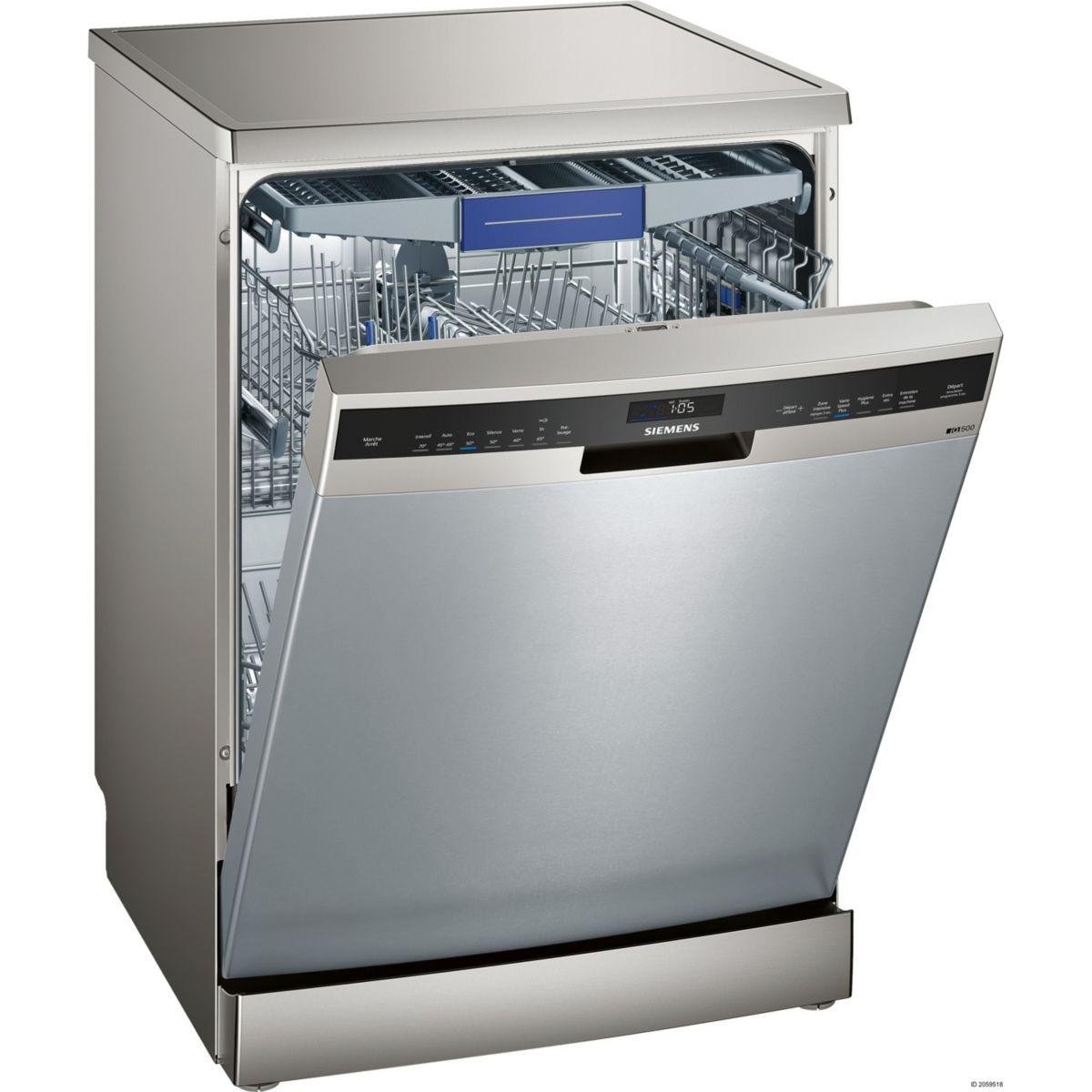 Lave vaisselle 60 cm SIEMENS SN256I05MF