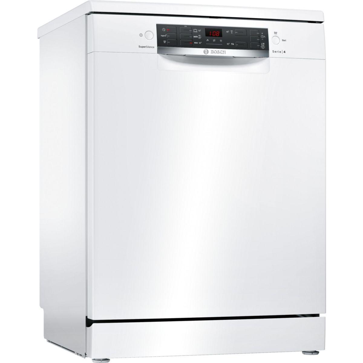 Lave vaisselle 60 cm BOSCH SMS45GW00E