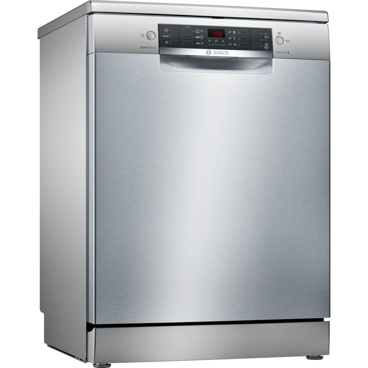 Lave vaisselle 60 cm BOSCH SMS46II03E