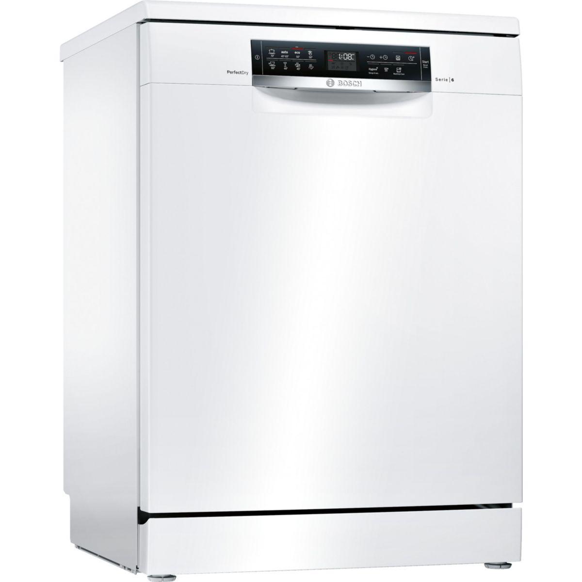 Lave-vaisselle 60cm BOSCH SMS68MW05E (photo)