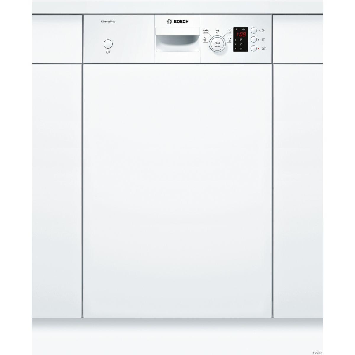 Lave vaisselle encastrable BOSCH SPI25CW03E