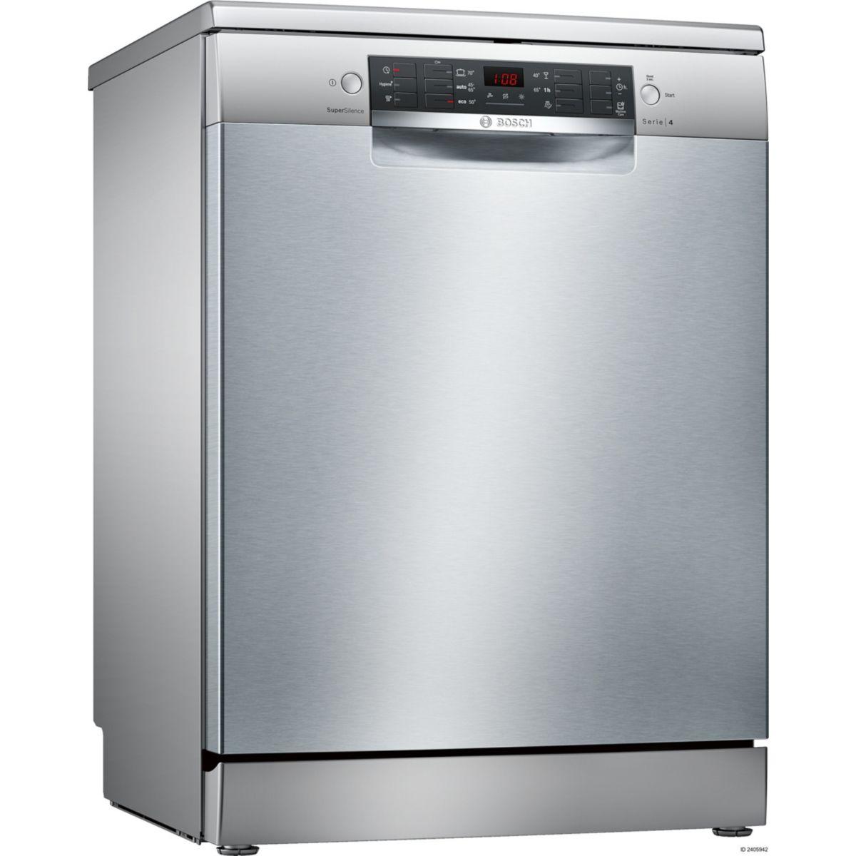 Lave vaisselle 60 cm BOSCH SMS46II19E