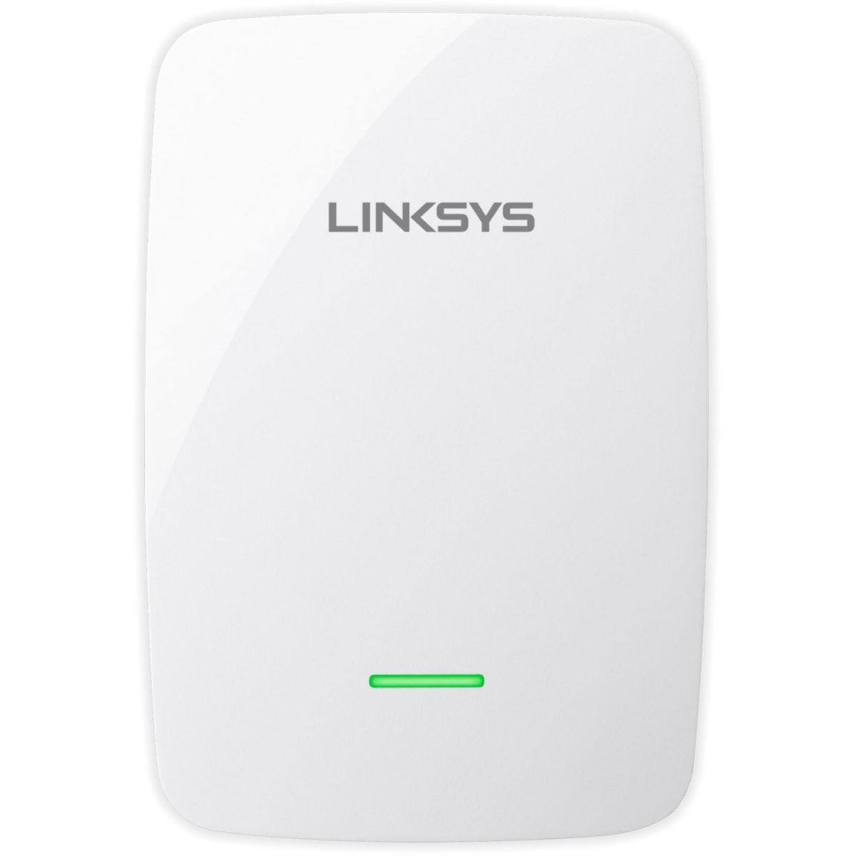 Répéteur Wifi LINKSYS N600 RE4100W