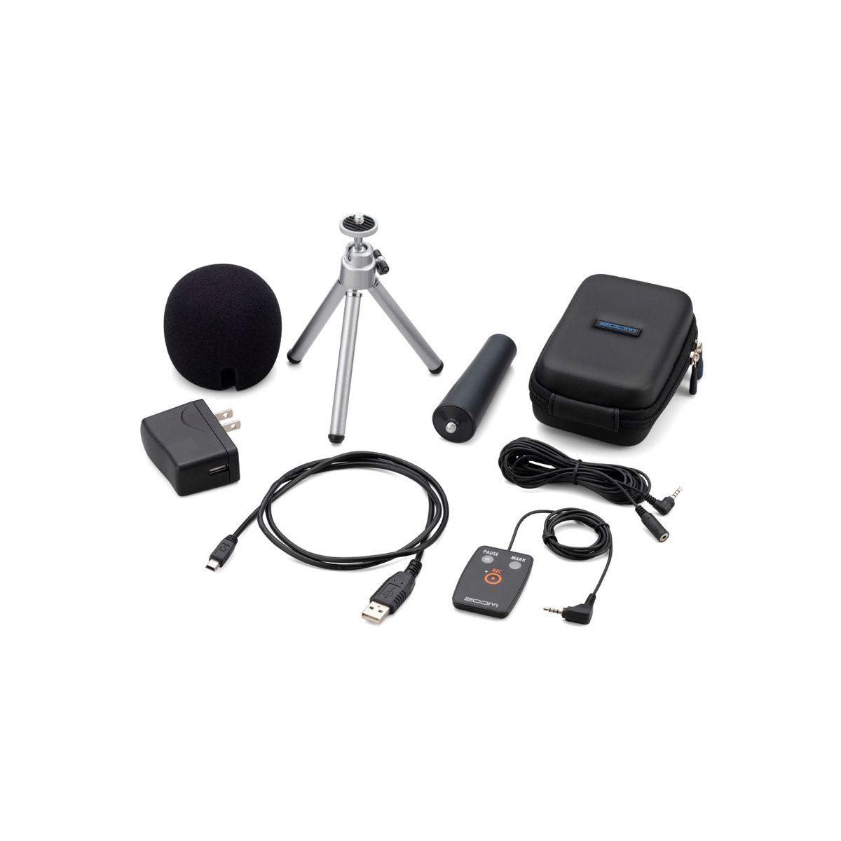 Kit d'accessoires ZOOM APH-2n - Pack d'accessoires pour H2n (photo)