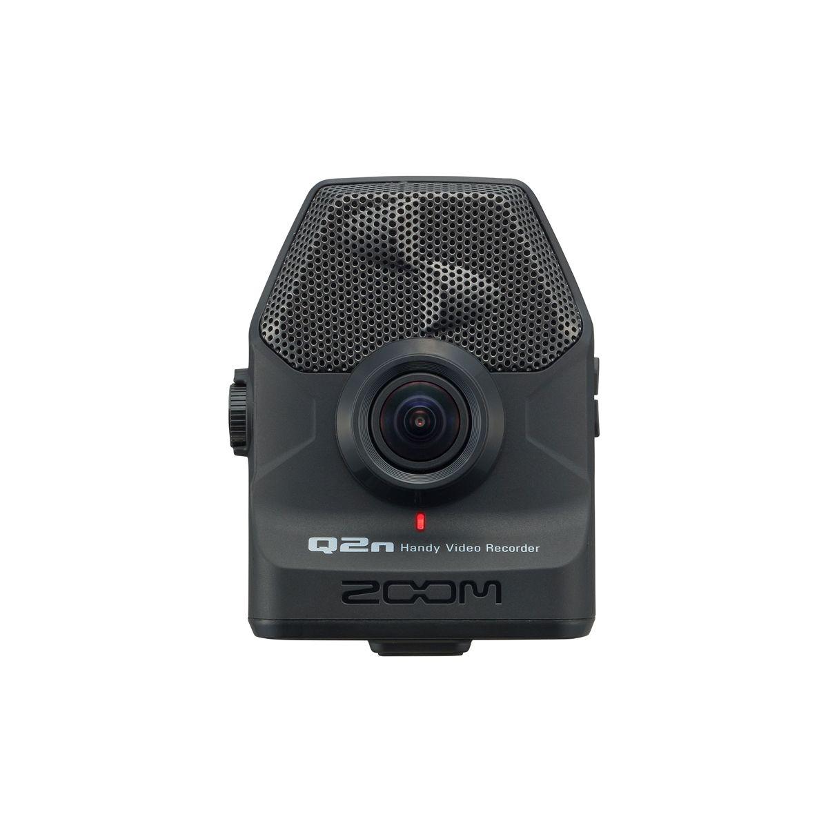 Dictaphone ZOOM Q2N audio & vidéo Full HD (photo)
