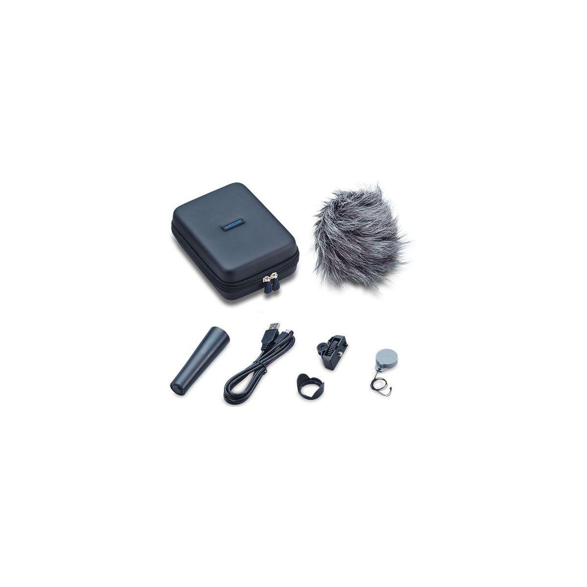 Kit d'accessoires ZOOM APQ-2n - Pack d'accessoires p...