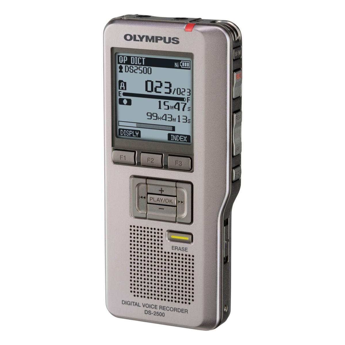 Dictaphone OLYMPUS DS-2500 (photo)