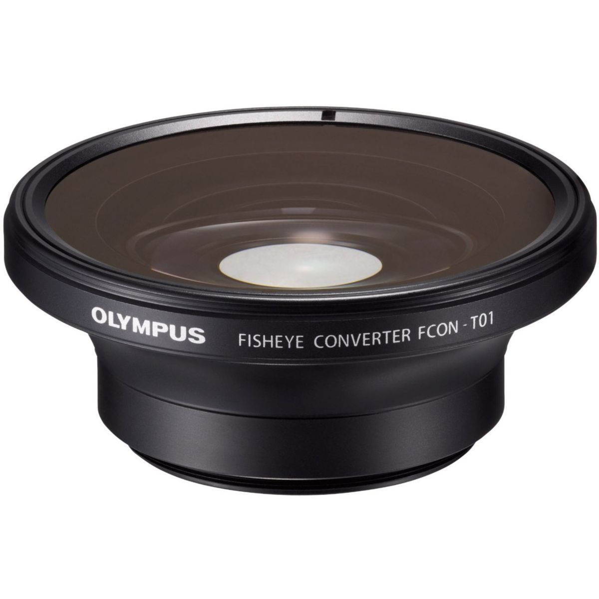 Objectif OLYMPUS Convertisseur Fisheye FCON-P01 pour TG-1, 2, 3, 4