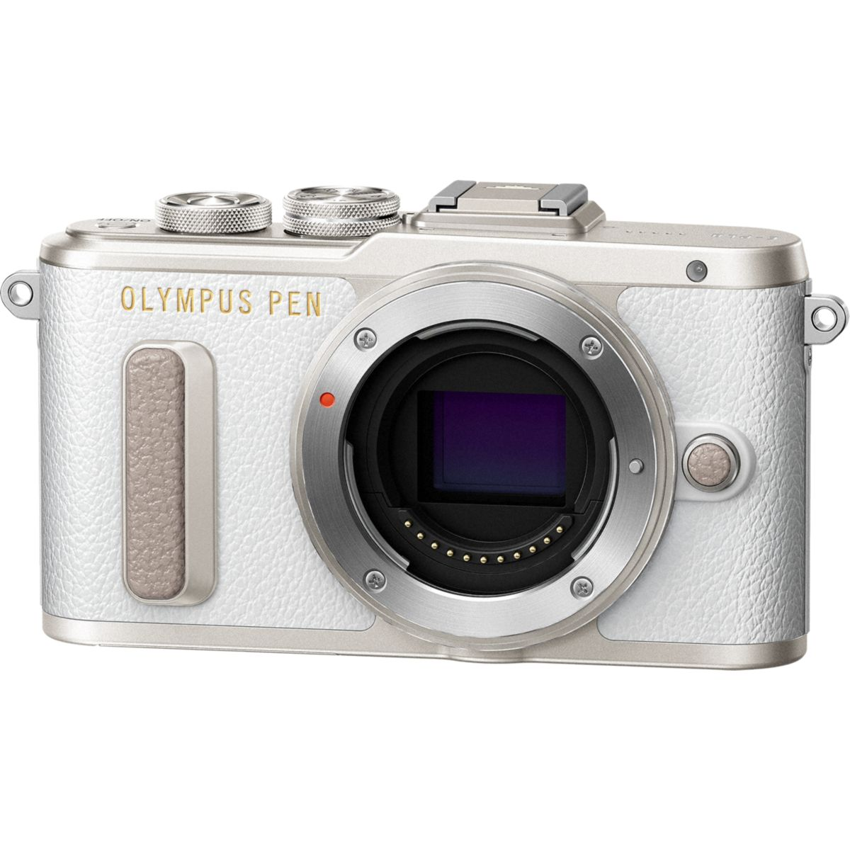 Appareil photo Hybride OLYMPUS Pen E-PL8 Nu Blanc