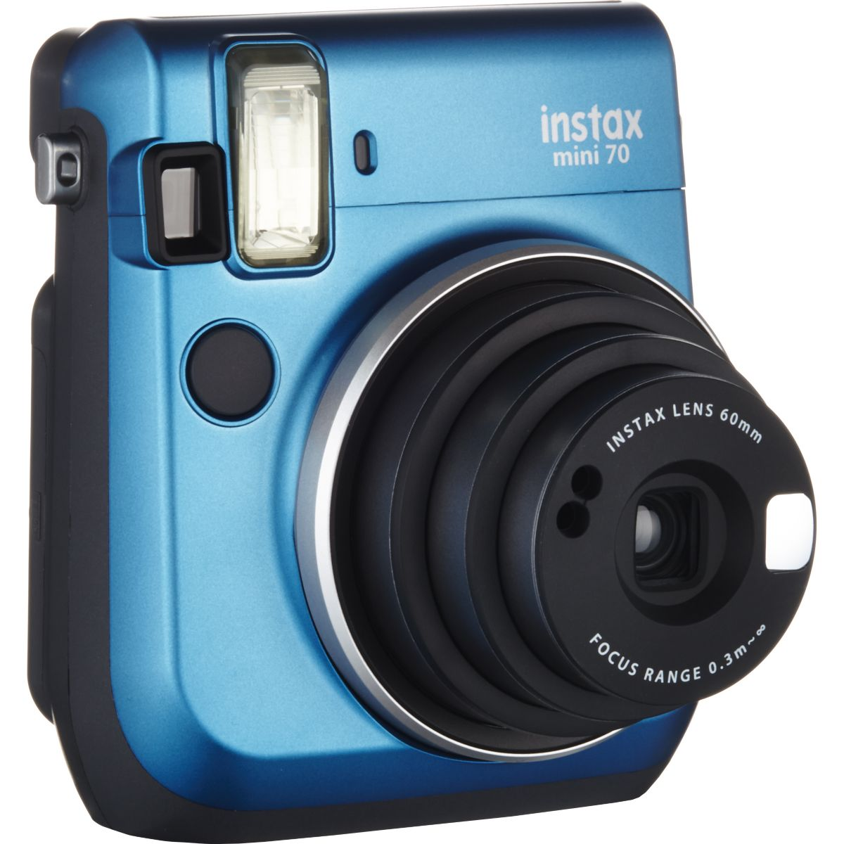Appareil photo instantané FUJIFILM Instax Mini 70 bleu