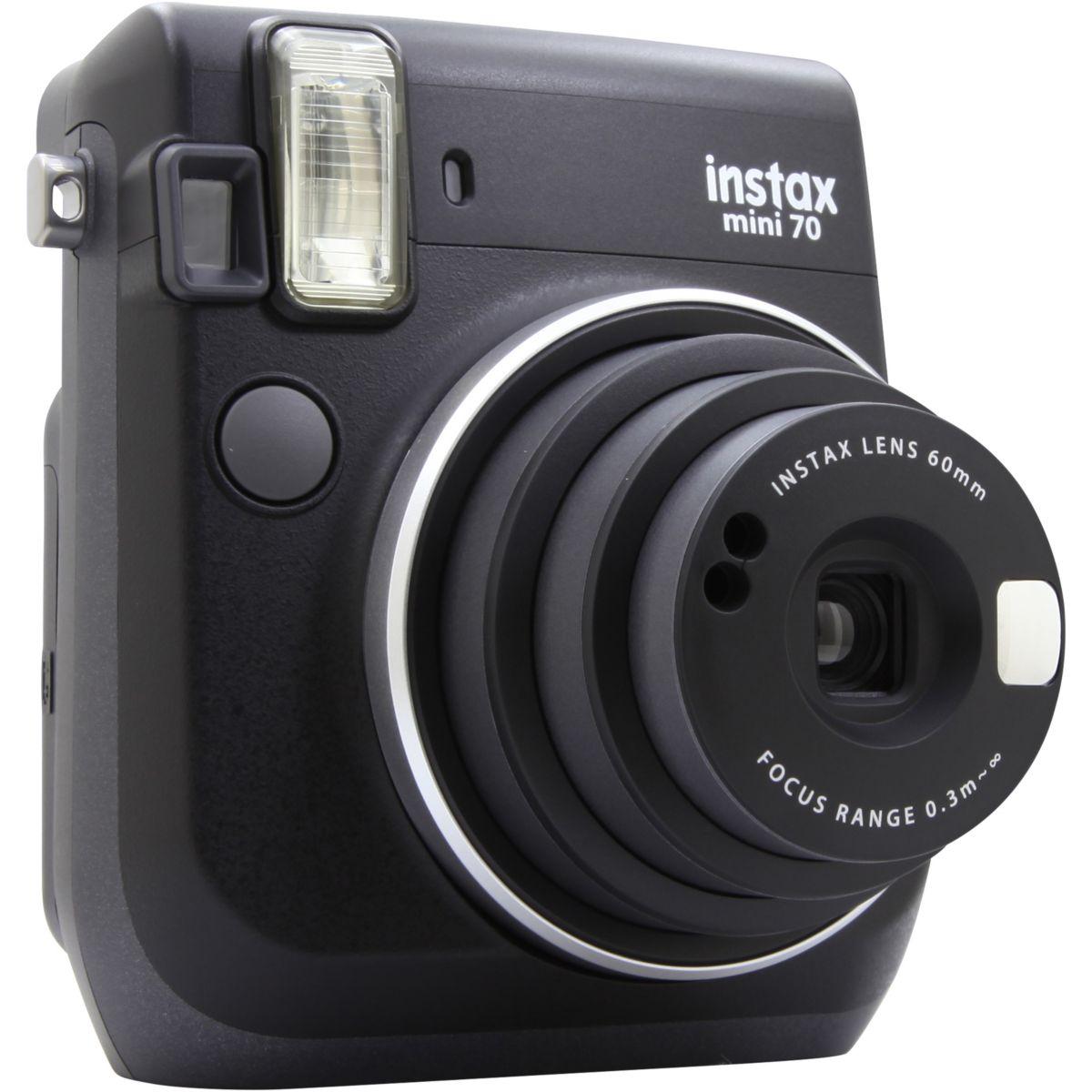Appareil Photo Numérique FUJI Instax Mini 70 noir