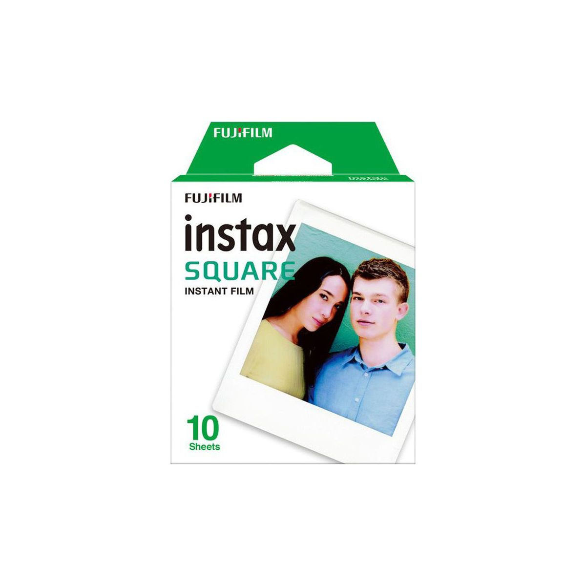Papier FUJI Film Instax Square SQ10 x10