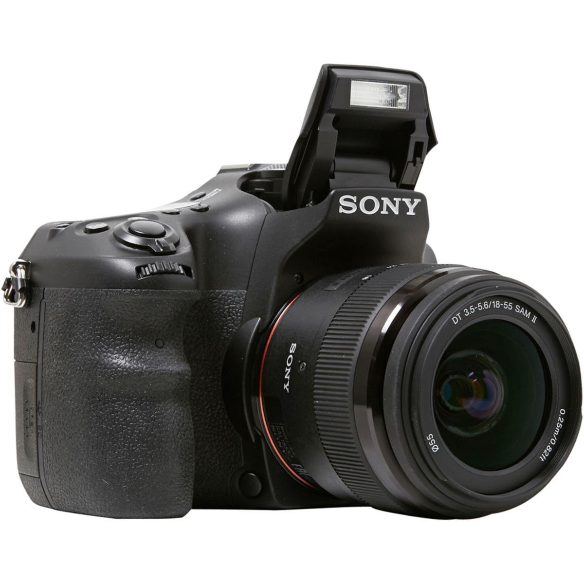 Appareil photo Reflex SONY A68 + 18-55mm