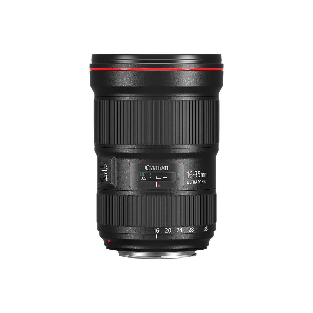 Obj CANON EF 16-35mm f/2.8L III USM