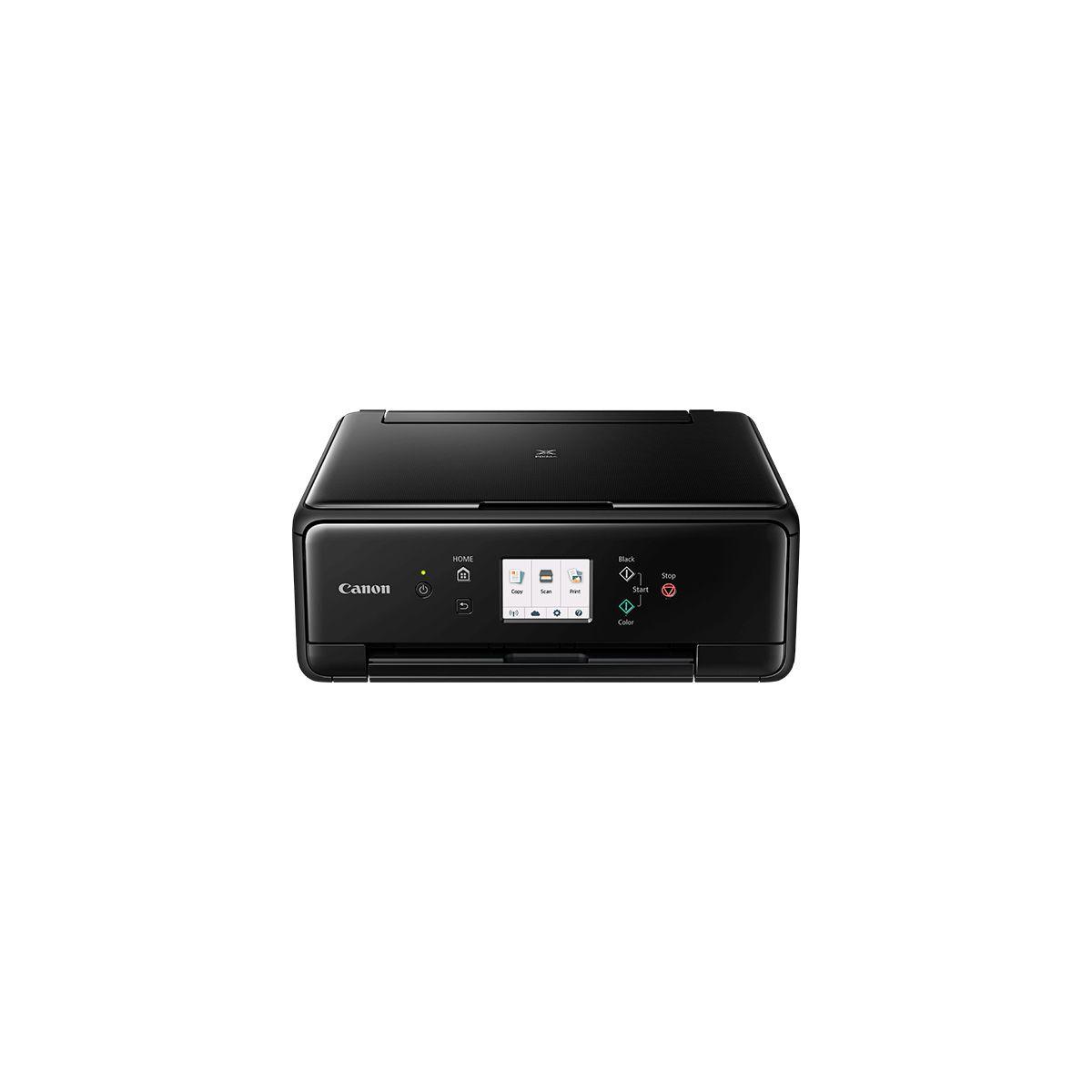Imprimante jet d'encre CANON TS 6150 Noir (photo)