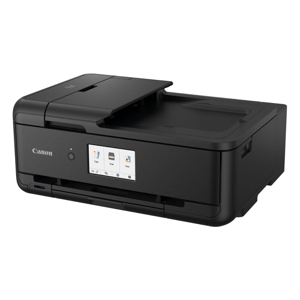 Imprimante jet d'encre CANON TS9550 NOIR (photo)