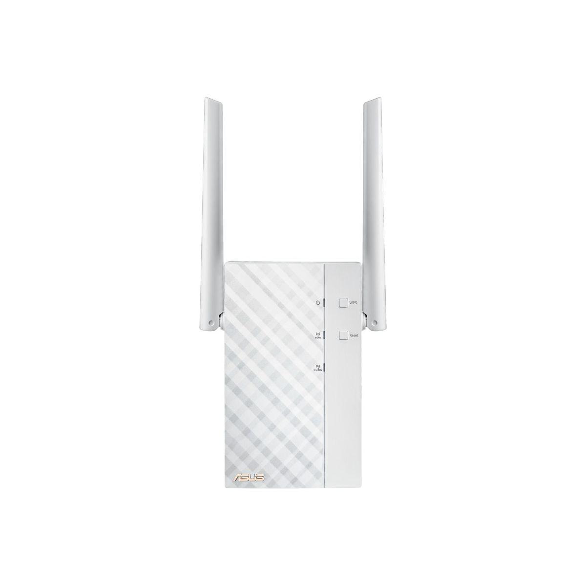 Rép. ASUS WIFI Double bande AC1200 RP-AC