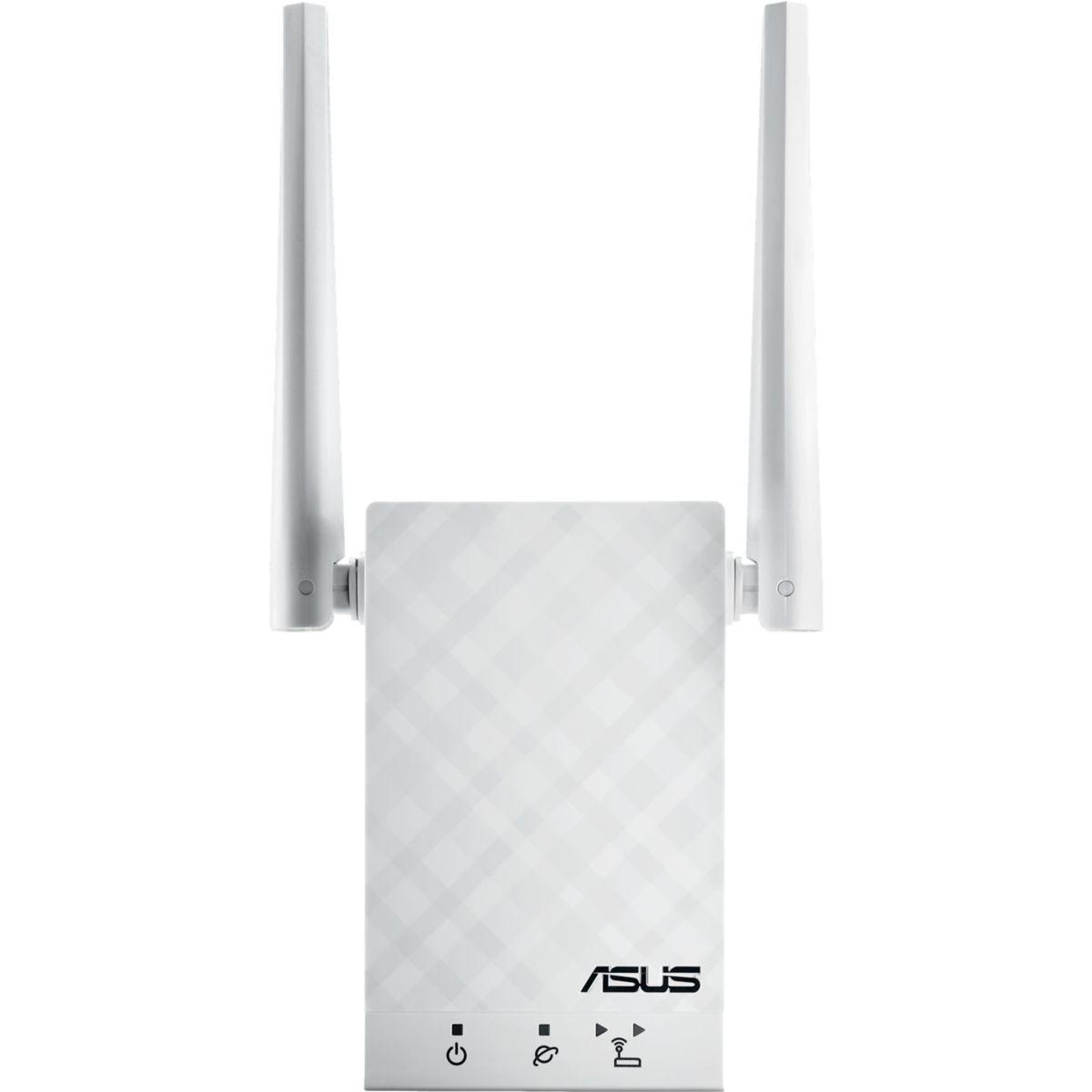 Modem/Routeur Wifi/3G/4G ASUS WIFI Double bande AC1200 RP-AC55