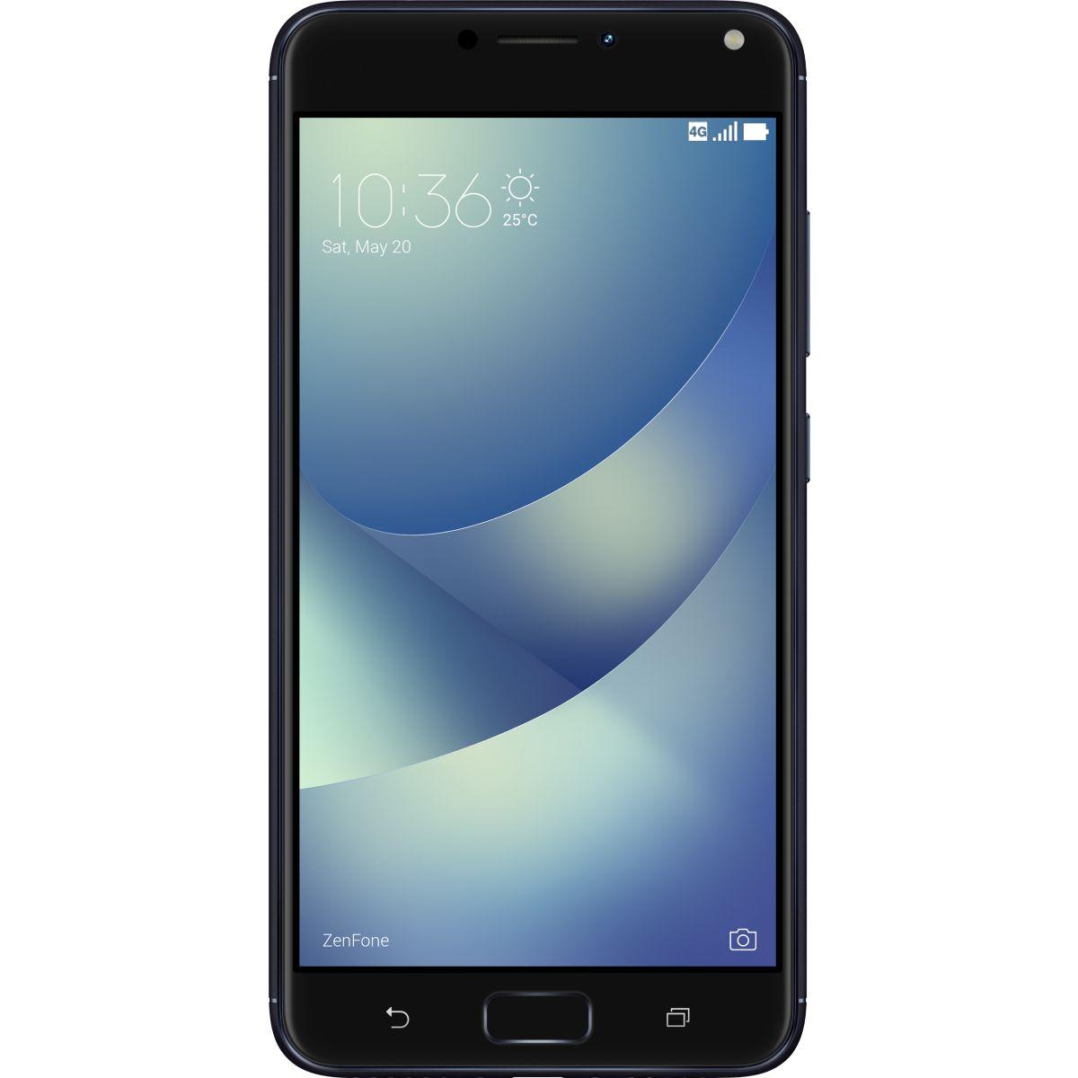 Smartphone ASUS Zenfone 4 Max ZC520KL Navy Black