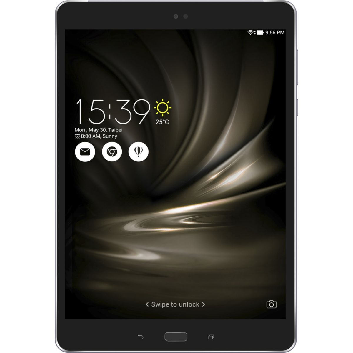 Tablette Android ASUS Z500KL-1A042A 128Go 4G LTE Noire (photo)