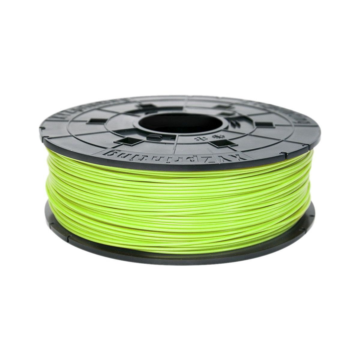 Cartouche XYZ PRINTING Filament PLA Néon vert