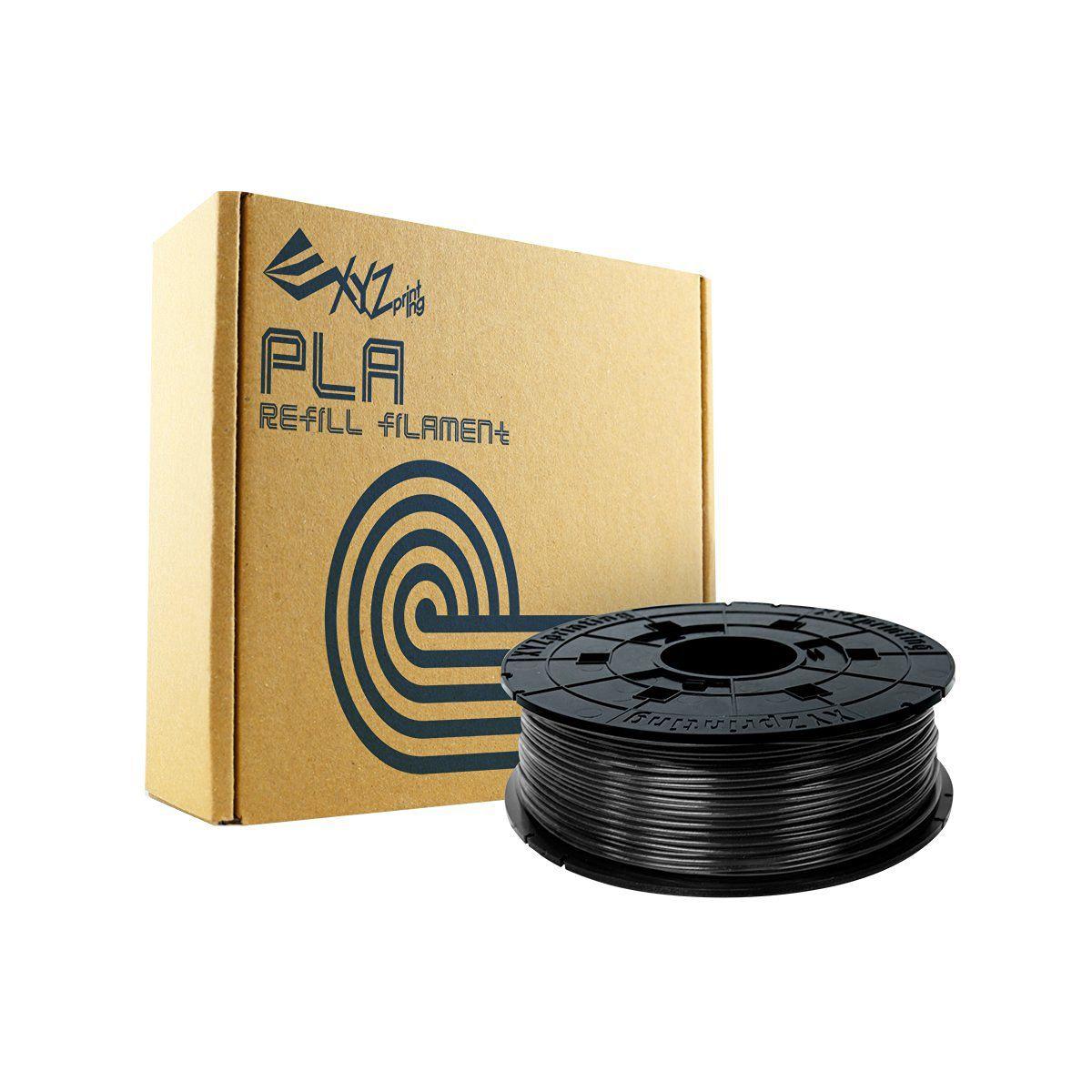 Cartouche XYZ PRINTING Bobine recharge PLA Noire