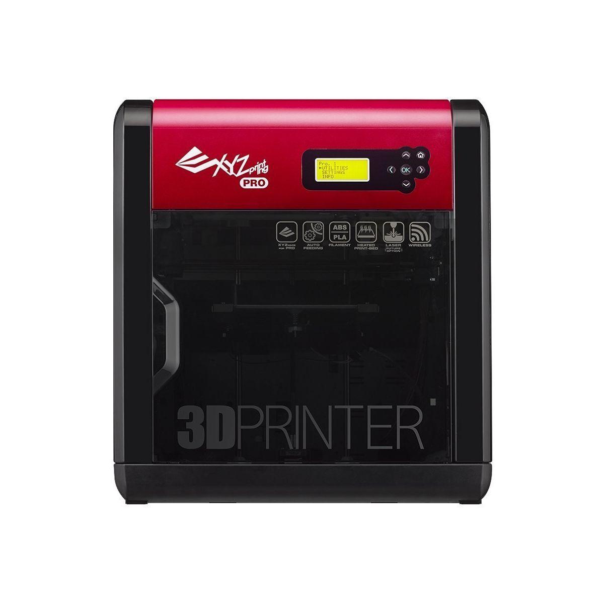Imprimante 3D XYZ PRINTING Da Vinci 1.0 Pro 3 en 1