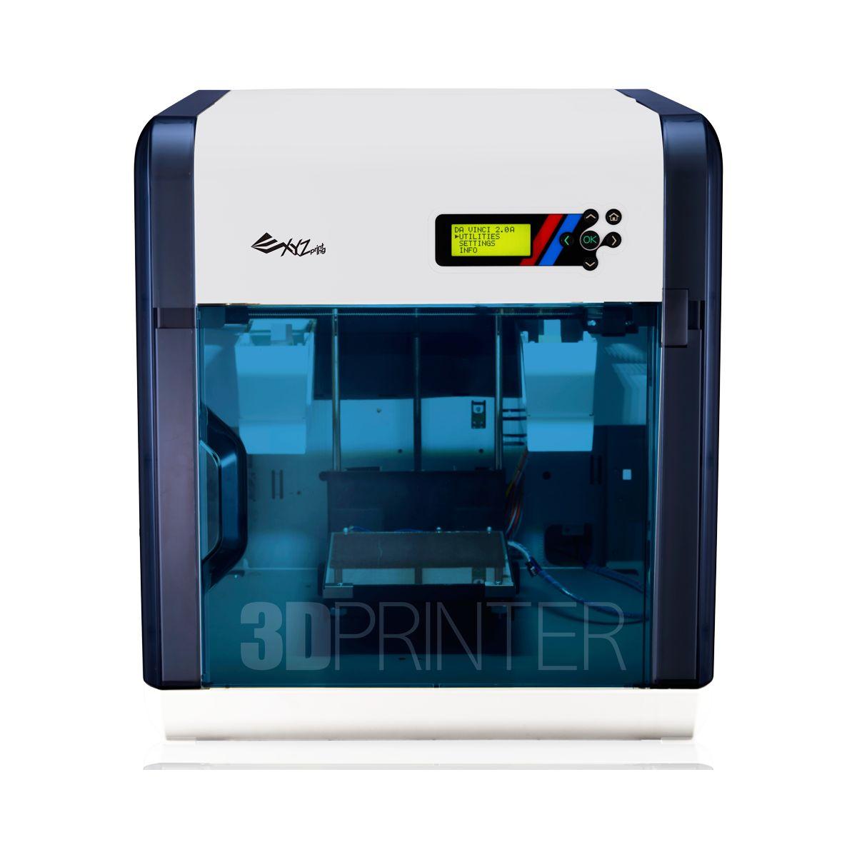 Imprimante 3D XYZ PRINTING Da Vinci 2.0A double tête (photo)