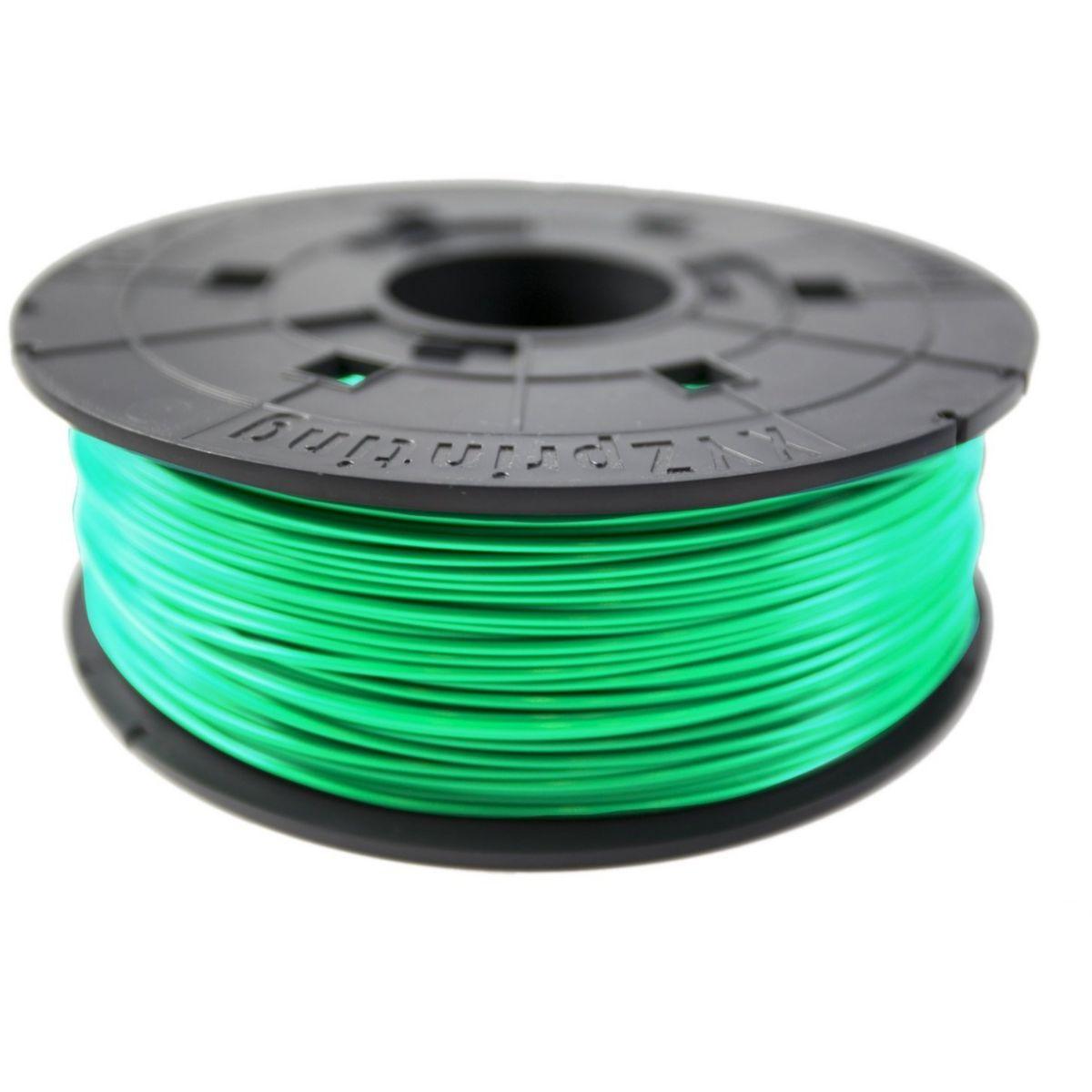 Filament 3D XYZ PRINTING Bobine recharge ABS Vert clair