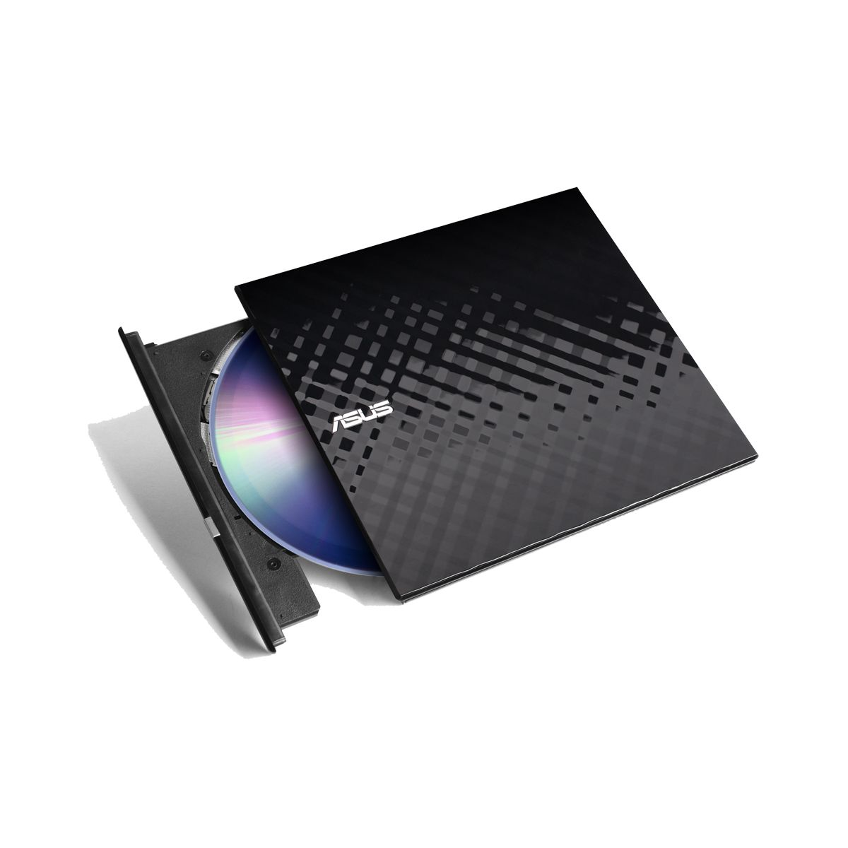 Graveur DVD Externe ASUS ext SDRW-08D2S-U LITE/BLK/G/AS (photo)