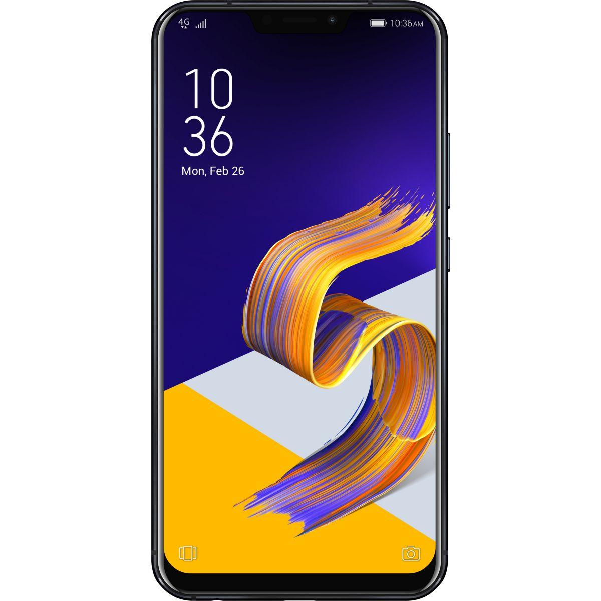 Smartphone ASUS Zenfone 5Z 6G/64G Midnight Blue