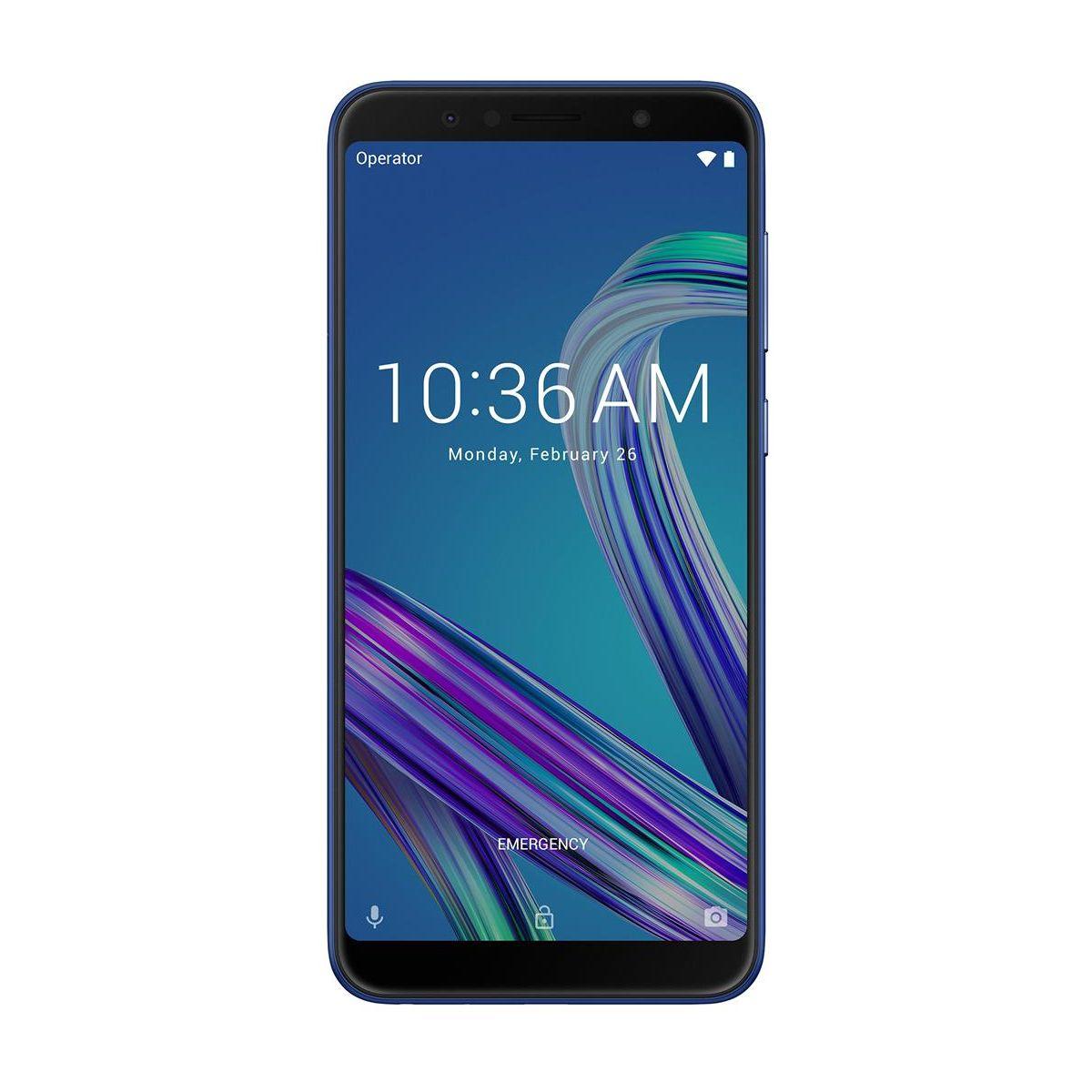 Smartphone ASUS Zenfone Max Pro M1 32 Go Space Blue