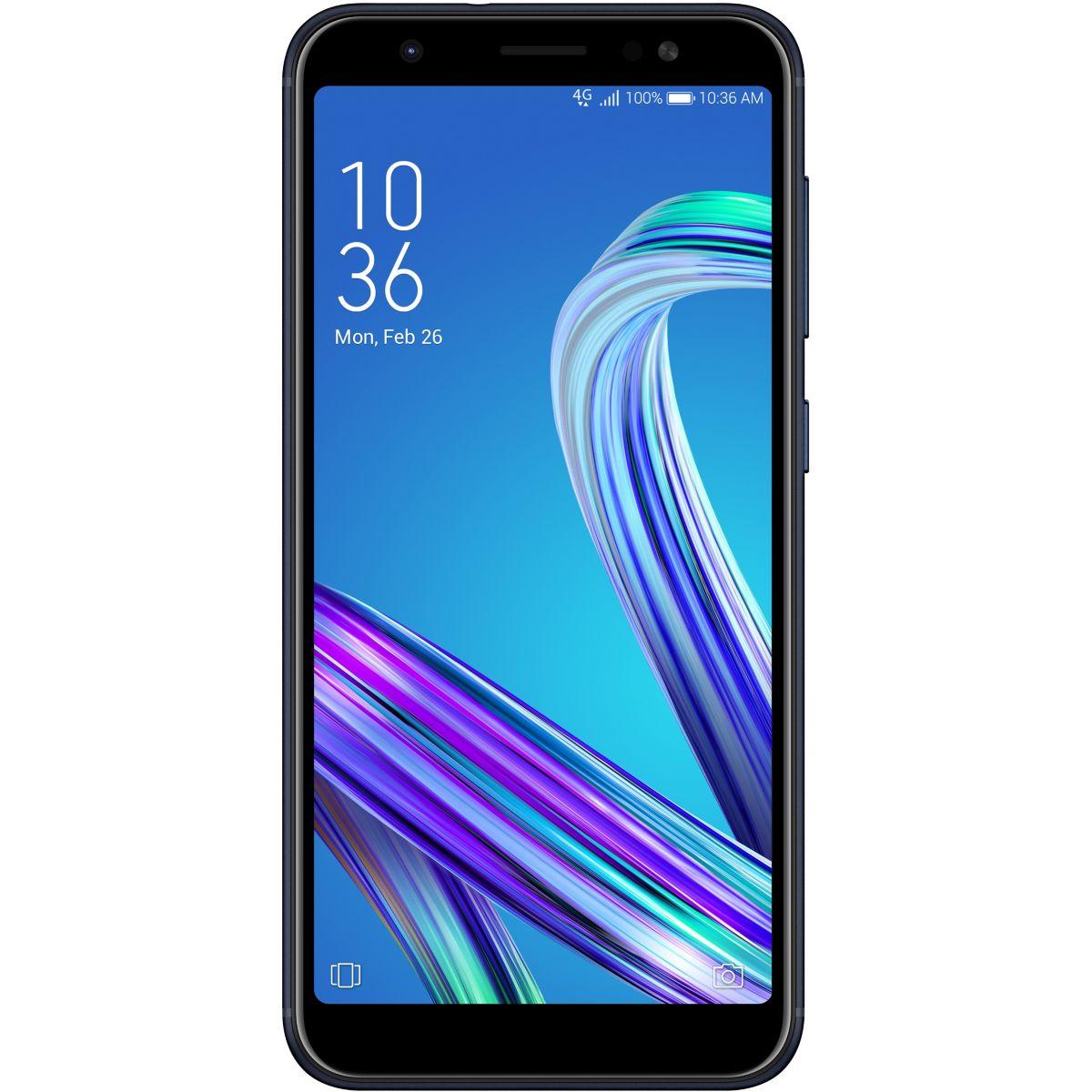 Smartphone ASUS Zenfone Max M1 16Go Deepsea Black