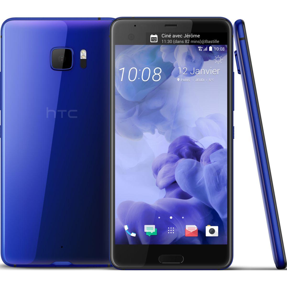 Smartphone HTC U Ultra Bleu