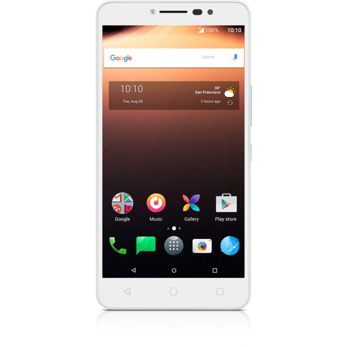 Smartphone ALCATEL A3 XL Bleu