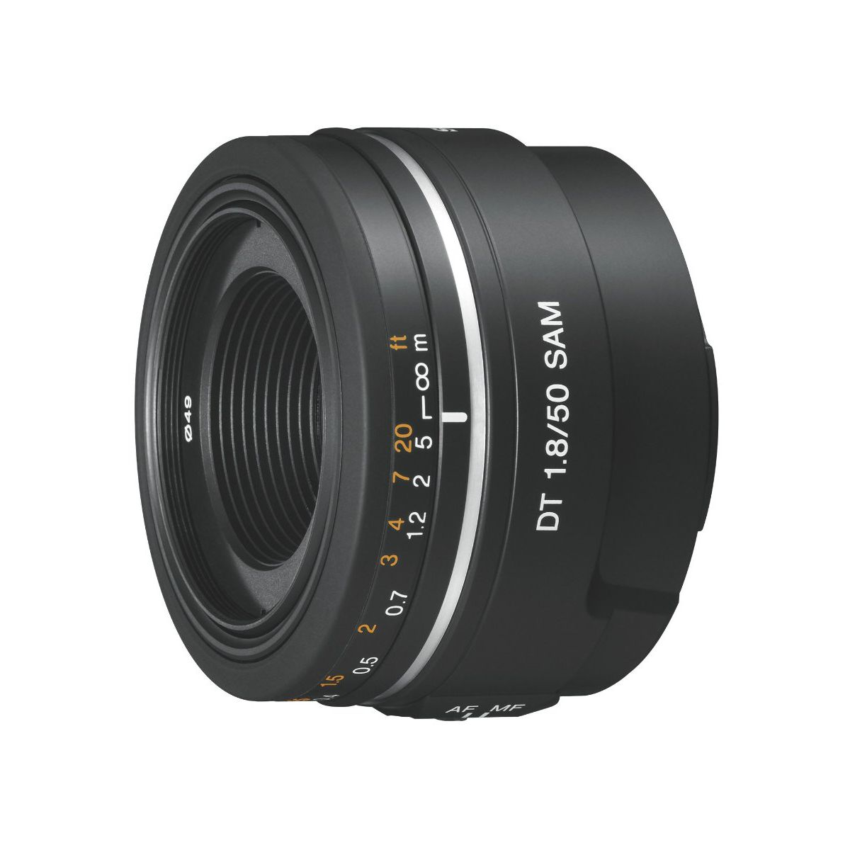 Objectif SONY 50mm f/1.8 SAL 50F18 (pour reflex SONY)